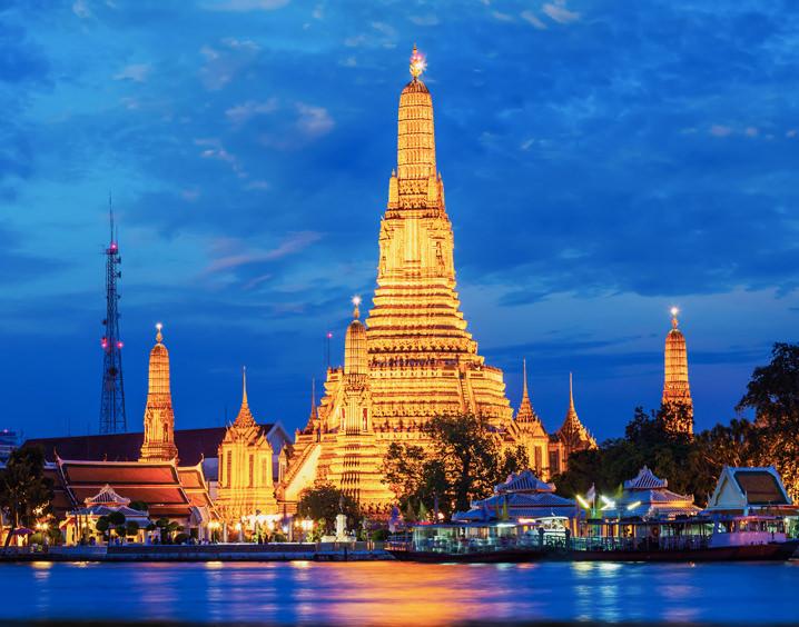 Bangkok city of Multicultural เมืองแห่งสีสันและรอยยิ้ม 1