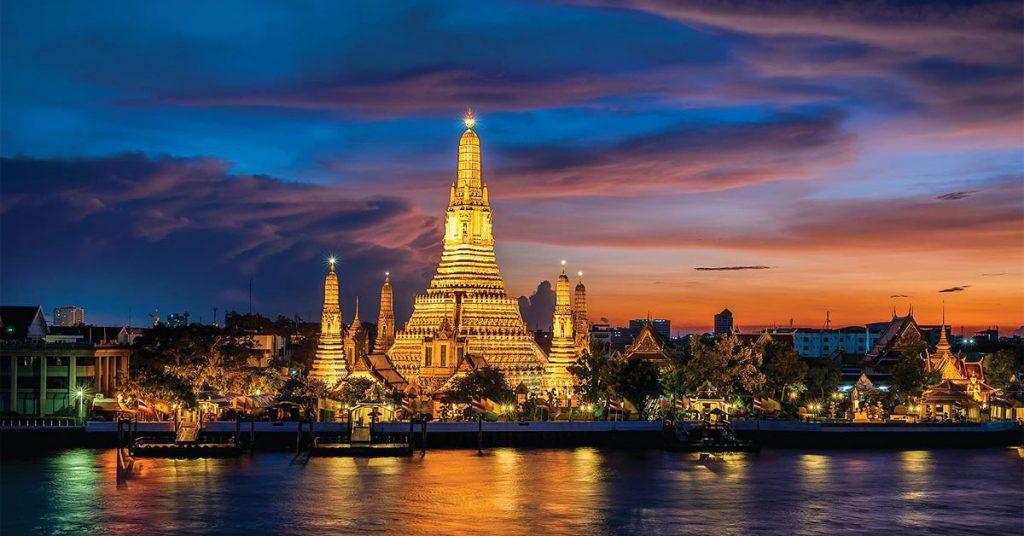 Bangkok city of Multicultural เมืองแห่งสีสันและรอยยิ้ม 2