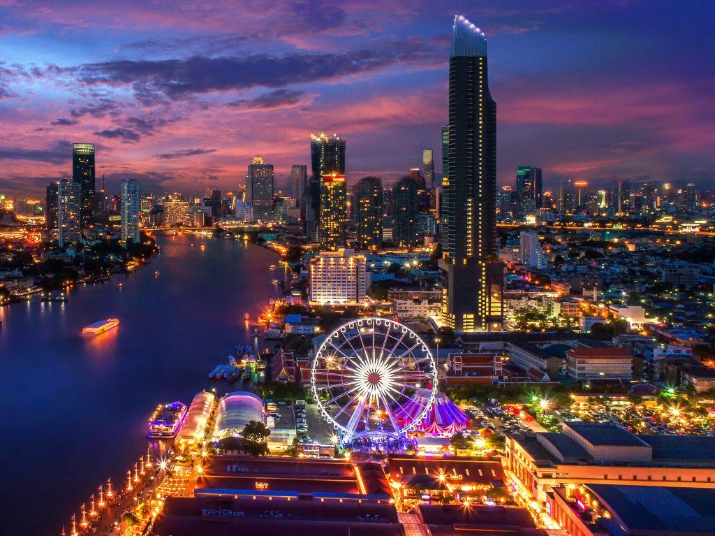 Bangkok city of Multicultural เมืองแห่งสีสันและรอยยิ้ม 15