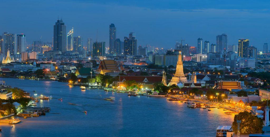 Bangkok city of Multicultural เมืองแห่งสีสันและรอยยิ้ม 6