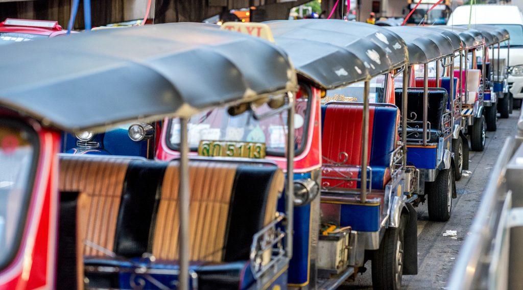 Bangkok city of Multicultural เมืองแห่งสีสันและรอยยิ้ม 9