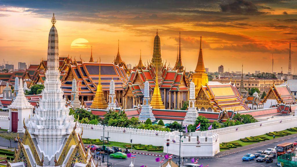 Bangkok city of Multicultural เมืองแห่งสีสันและรอยยิ้ม 3