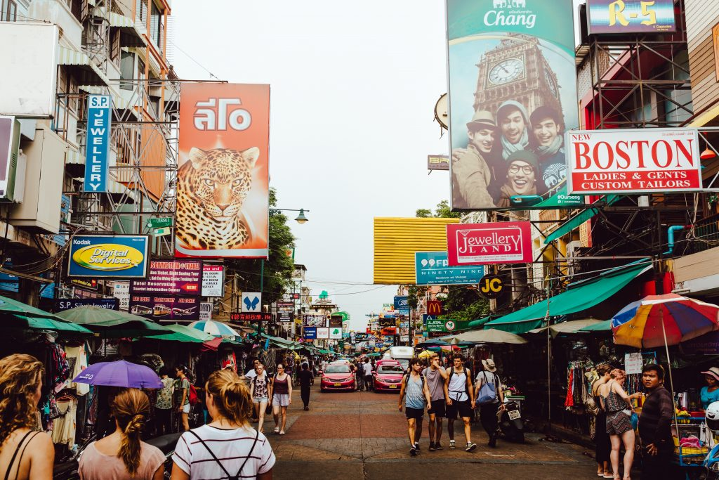 Bangkok city of Multicultural เมืองแห่งสีสันและรอยยิ้ม 8