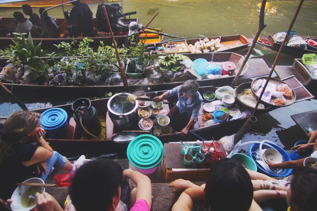 Bangkok city of Multicultural เมืองแห่งสีสันและรอยยิ้ม 7